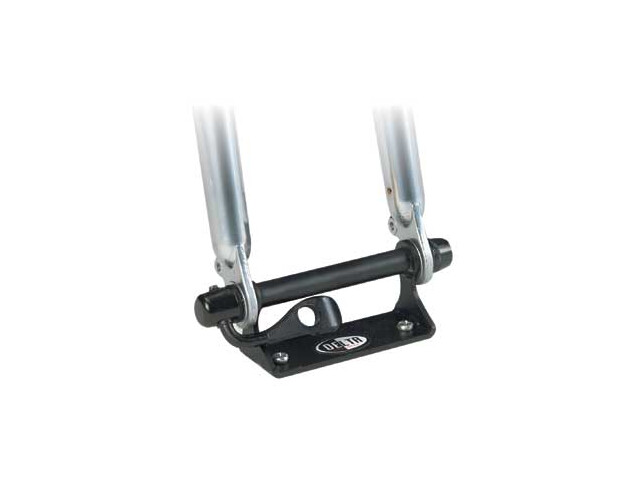 Delta Bike Hitch black/silver